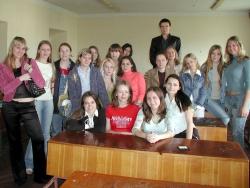 Психологи 2 курс 2 група 2005