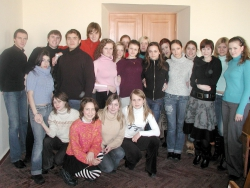 Психологи 2 курс 2 група 2006
