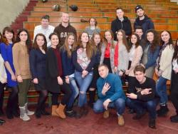 Соцiологи 2 курс 3 група 2016 (зима)