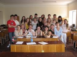 Соцiологи 2 курс 2 група 2007