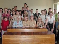 Психологи 2 група 2 курс 2003