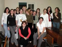 Психологи 2 курс 3 група 2004