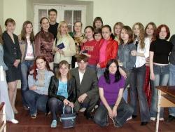 Соцiологи 1 курс 1 група 2004